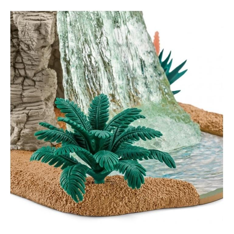 Игрушечный водопад для фигрурок