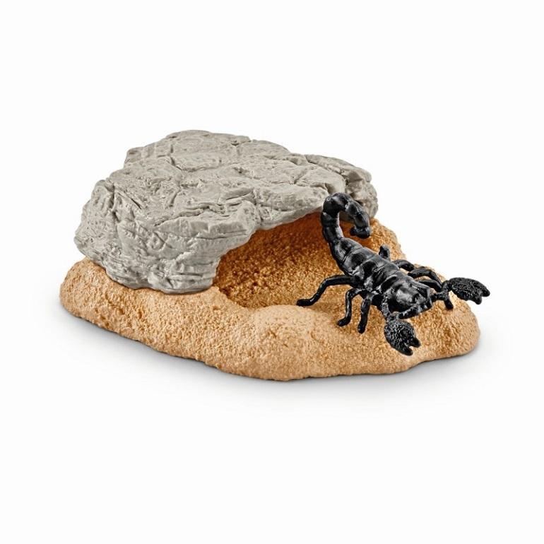 детская фигурка скорпиона