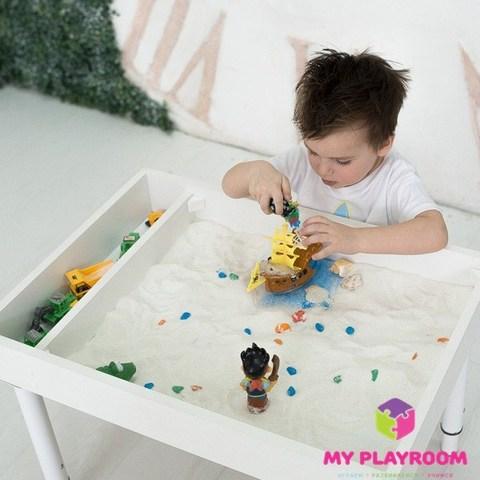 Домашняя песочница MYPLAYROOM™ 4в1 2