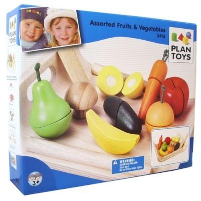 Овощи и фрукты от