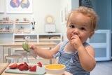 Безопасный нож фигурный для готовки с детьми 2