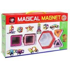 Магнитный конструктор 40 деталей