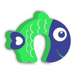 Блокиратор двери «Рыбка»