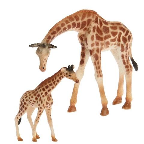 """Набор диких животных """"Жирафы"""""""